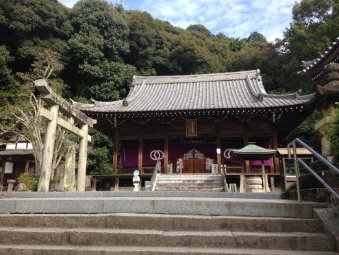 De Hanta-ji tempel (nummer 51)