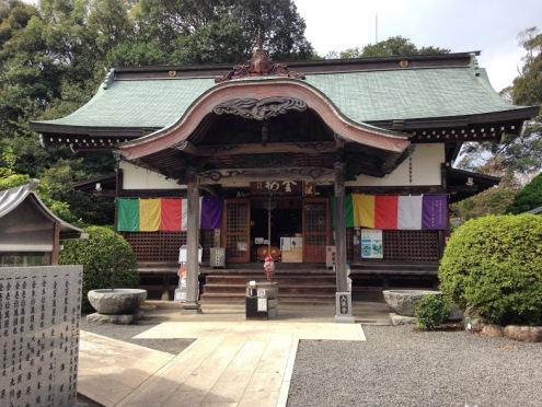 Mijn kleurrijke favoriet bij de Yasaka-jitempel
