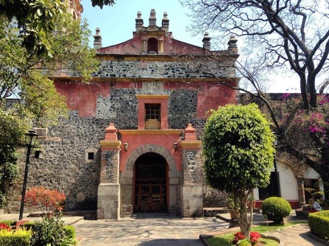 Iglesia de San Jacinto in San Ángel