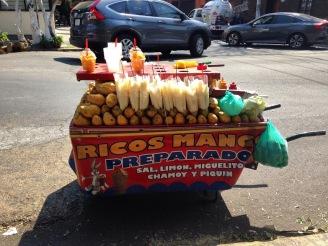 Rico's mangokarretje :)