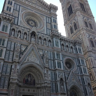 Santa maria del fiore of liefkozend 'Duomo'