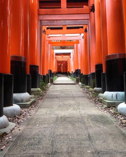 Gallerij van torii