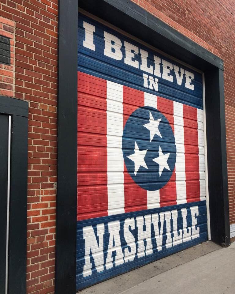 Ode aan Nashville